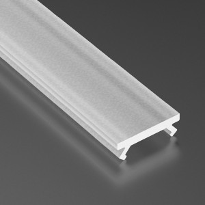 Aluminium profile covers