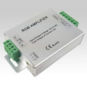 Signal amplifiers