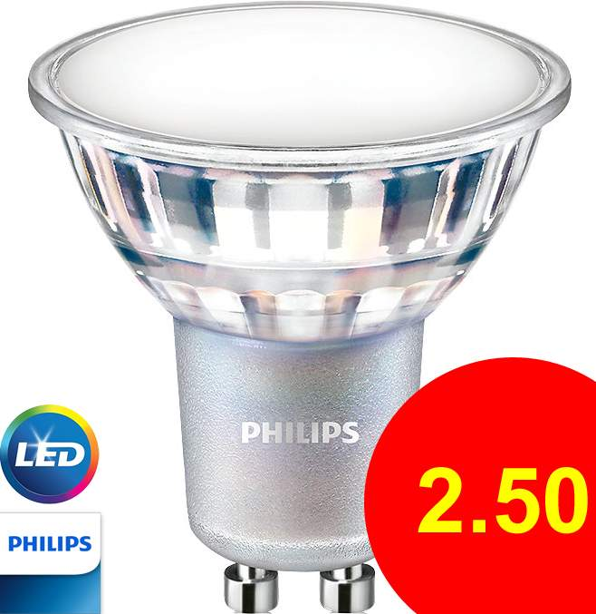 LED Pirn PHILIPS Corepro LEDspot 5W SUPPER HINNAGA!