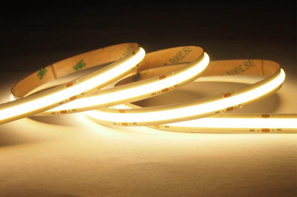 Uued COB LED ribad