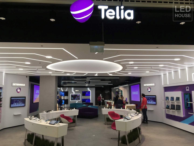 Telia Kristiine müügisalong
