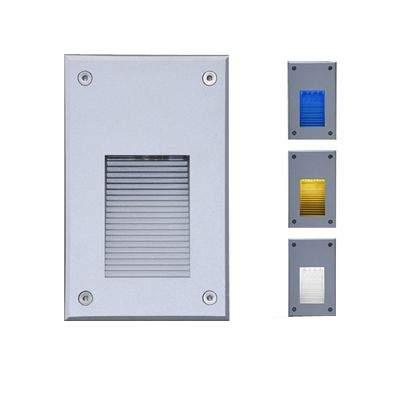 LED recessed wall light ALRW03  1,5W  IP65 warm white 3000K