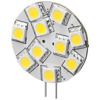 LED bulb 10/5050SMD  2W 150lm G4 180° cold white 6000K