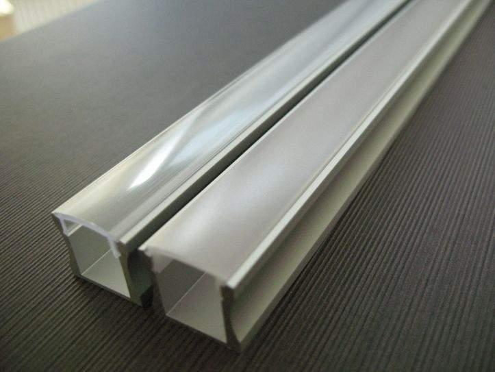 Alumiiniprofiili Alumiiniprofiili  ALU SlimLine 15mm 2m