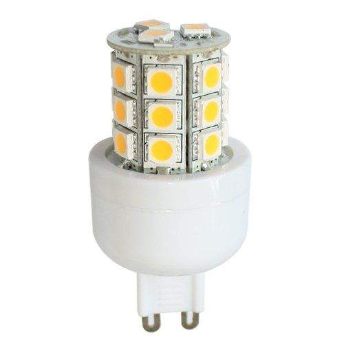 LED bulb 5050 24SMD  4W 300lm G4 360° warm white 3000K