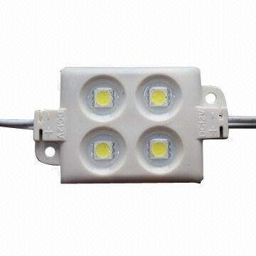LED module 4 x SMD 5050  1,44W 70lm  120° IP65 pure white 4000K
