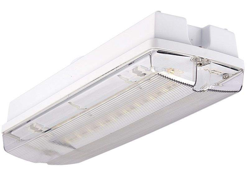 LED Turvavalgusti INTELIGHT LED Exit Orion A/TA 3h hall  3W  IP65