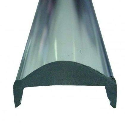 Крышка алюминиевого профиля LUZ NEGRA 30° Torino 2m