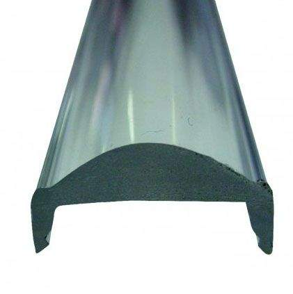 Alumiiniumprofiili kate LUZ NEGRA 30° Torino 2m