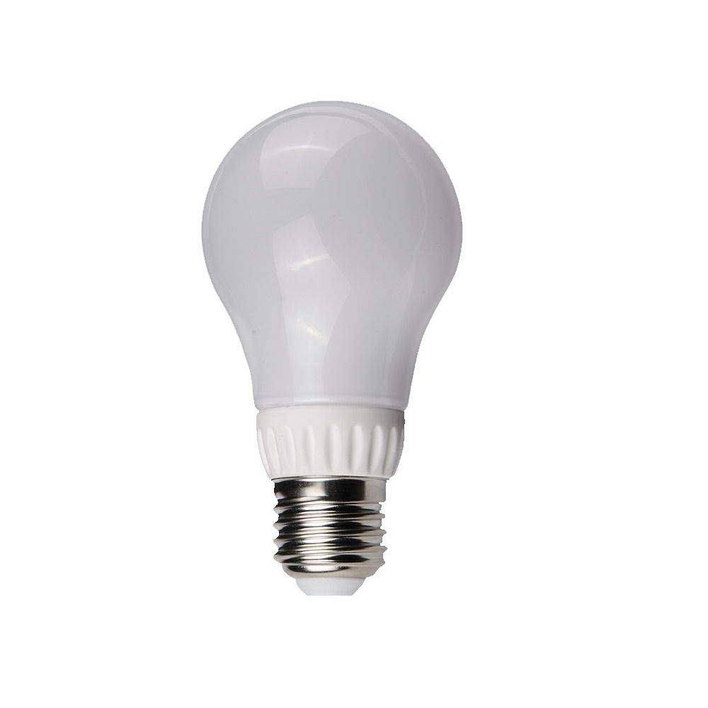 LED bulb SMD2835  7W 620lm E27 360° IP20 warm white 3000K