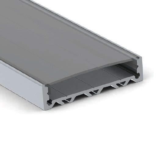 Alumiiniprofiili Alumiiniprofiili  ALU Triple 2m