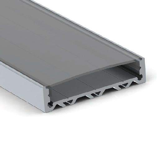 Aluminium profile Aluminium profile  ALU Triple 2m