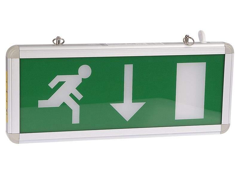LED аварийный светильник LED Exit Punto A/TA 2h IP20