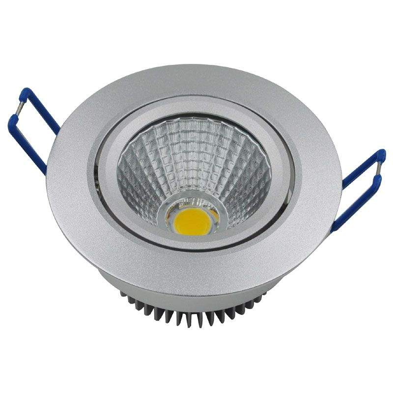 LED Allvalgusti DS DIM  05W 420lm  60° soe valge 3000K