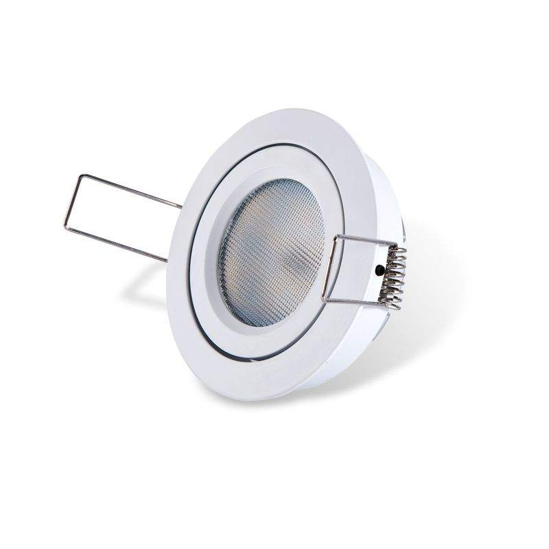 LED downlight LED downlight PROLUMEN SIMPLEE SMD DIM white round 8W 540lm CRI82 140° 3000K warm white