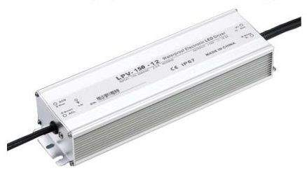 LED Toiteplokk 24V DC  150W  IP67