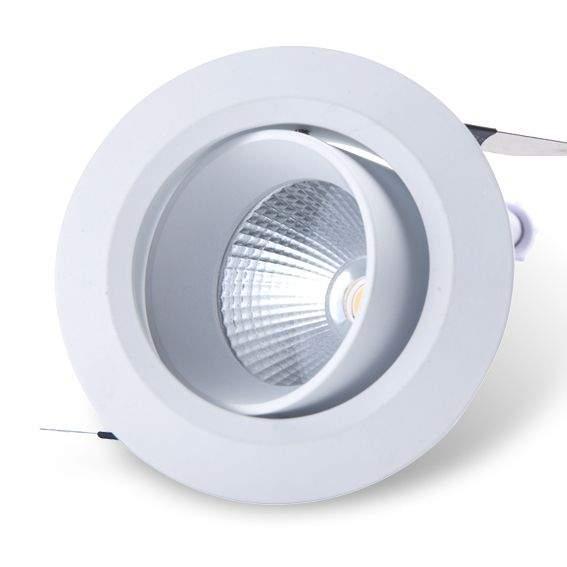 LED Allvalgusti PROLUMEN LAVA DALI DIM  13W 880lm  60° päevavalge 4000K