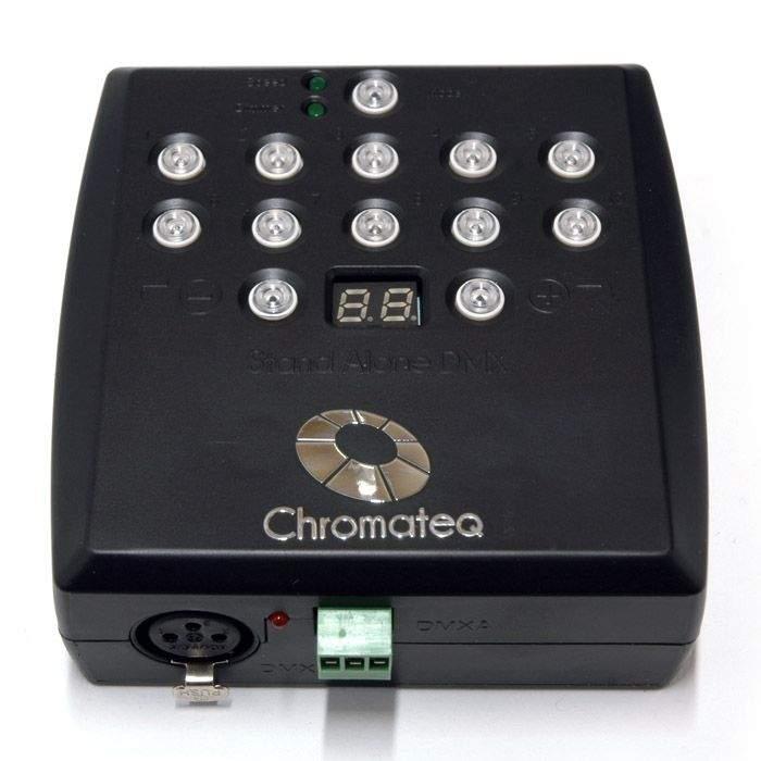 Блок управления DMX CHROMATEQ LPSA512  5V