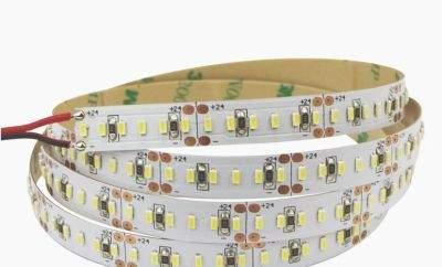 LED полоска 2216 060LED 1m 17lm/LED 24V  14,4W 1000lm  120° IP20 теплый белый 2700K