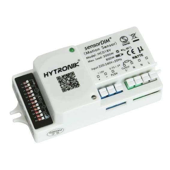 Liiketunnistin HYTRONIK RF HC018V 0-10V