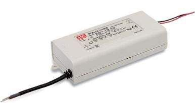 LED Driver MEAN WELL 1400mA  PCD-60-1400B DIM  60W