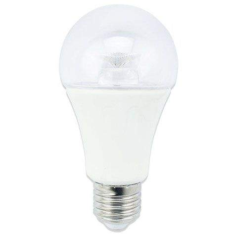LED bulb C5 A60B white  8W 600lm E27 280° warm white 3000K