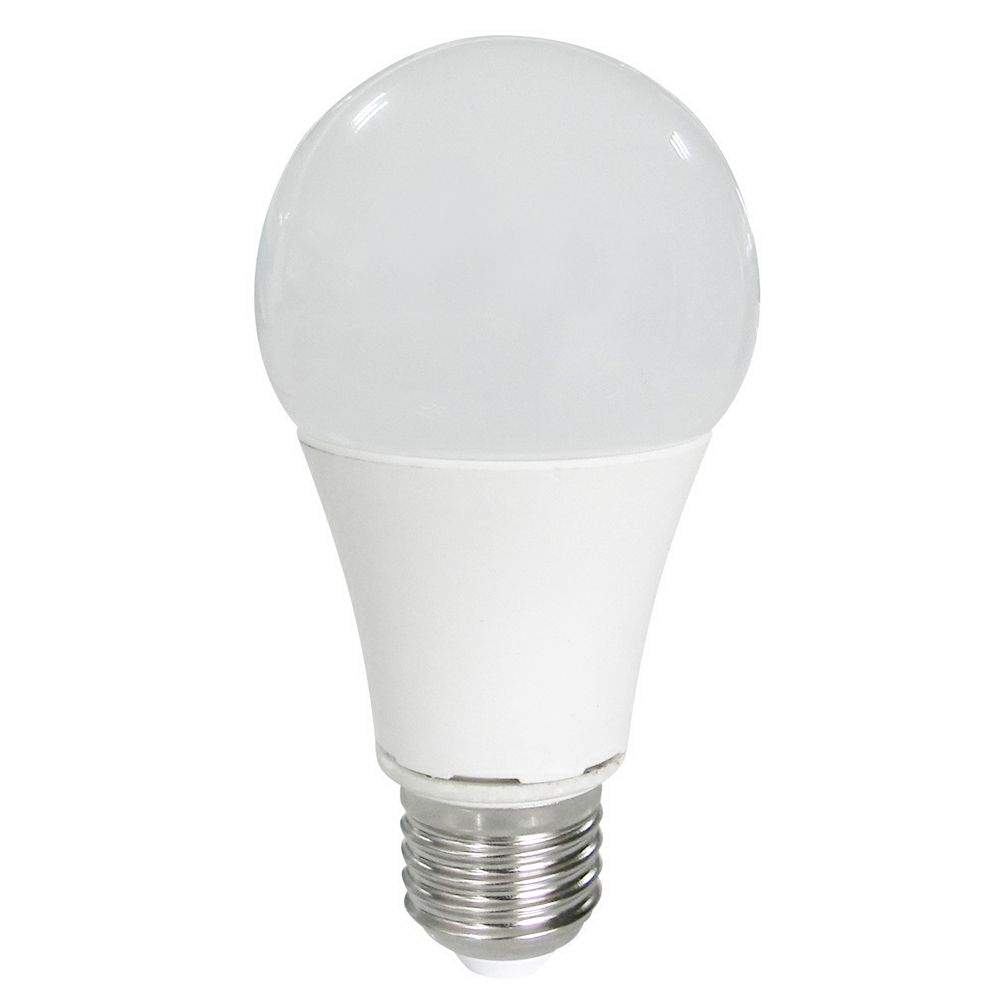 LED bulb A5 A60B white  8W 640lm E27 280° IP20 warm white 3000K