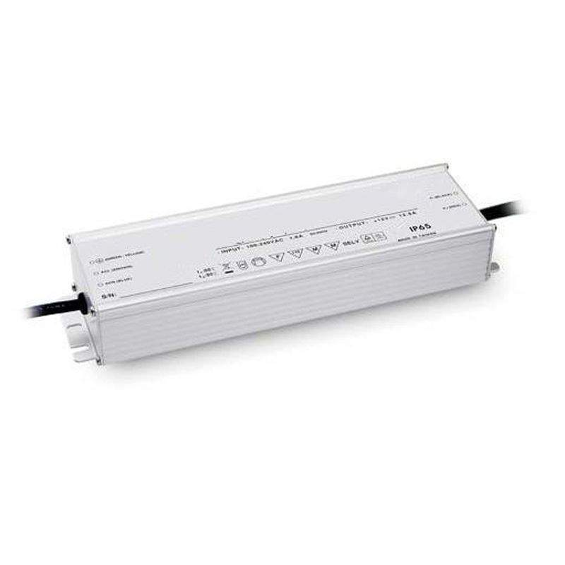 LED драйвер 3000mA 30-42V LW-FL100W серебряный  100W  IP67
