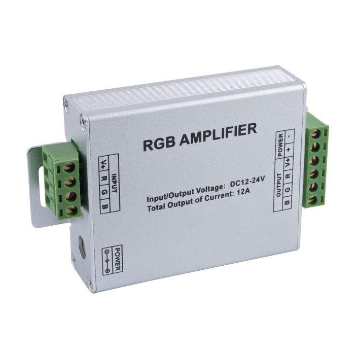 Signaalivõimendi Signaalivõimendi 3x4A 12-24V 288W IP20