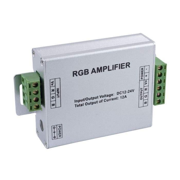 Signal amplifier Signal amplifier  3x4A  12-24V 144-288W  IP20