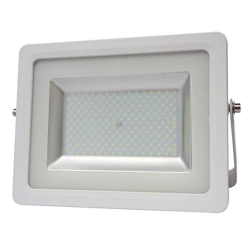 LED floodlight Slim white  100W 8000lm  120° IP65 pure white 4000K