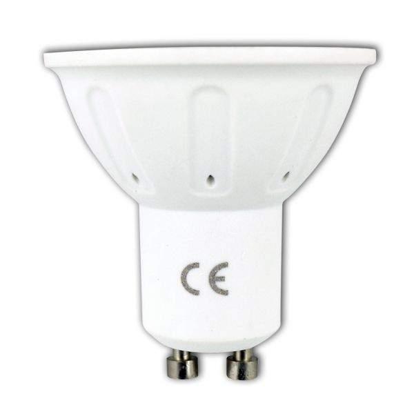 LED Pirn MR16 A5 valge  8W 560lm GU10 120° soe valge 3000K