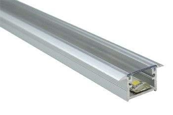 Aluminium profile LN Berlin XL 2m silvery