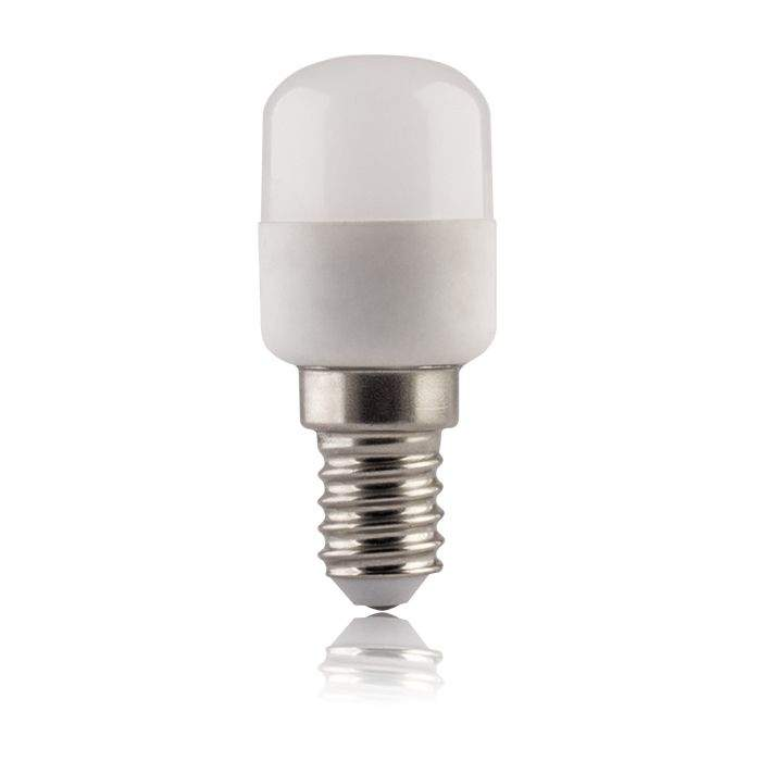 LED bulb T26 for fridge and kitchen ventilator white  3W 245lm E14 270° warm white 3000K