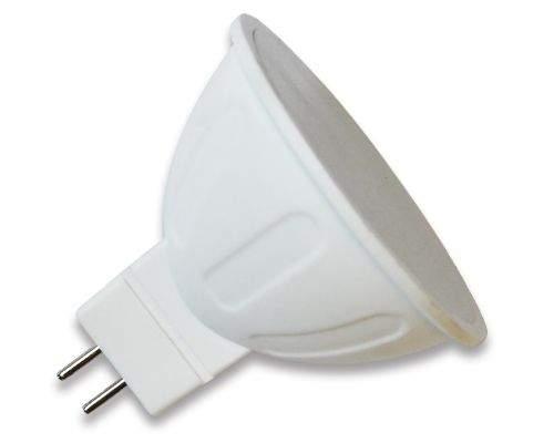 LED Pirn MR16 A5 valge  6W 390lm G5.3 120° soe valge 3000K