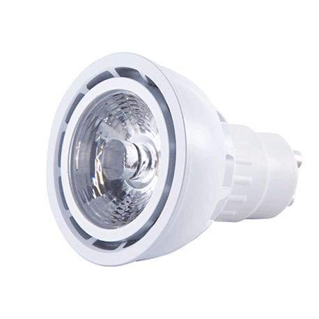 LED Pirn COB DIM  5W 400lm GU10 60° soe valge 3000K