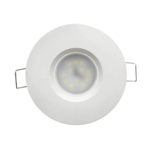 LED downlight LED downlight  UL white round 6.5W 480lm CRI80 120° IP44 2700K warm white