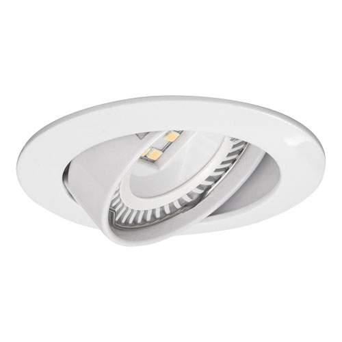 Ring for directional light  UL MR16 movable 12V white  GU5.3 IP20