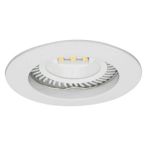 Ring for directional light  UL MR16 12V white  GU5.3 IP20