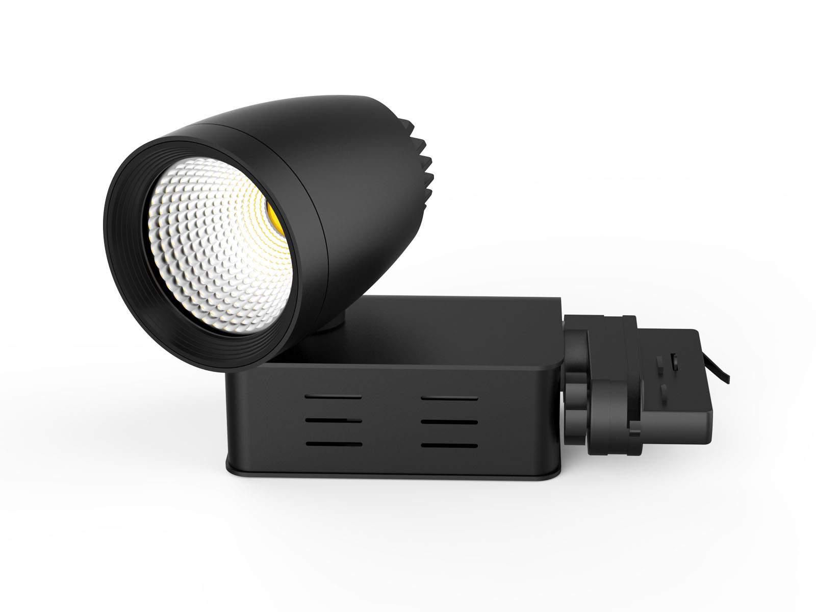LED светильник на шине PROLUMEN Kiev черный  45W 4500lm