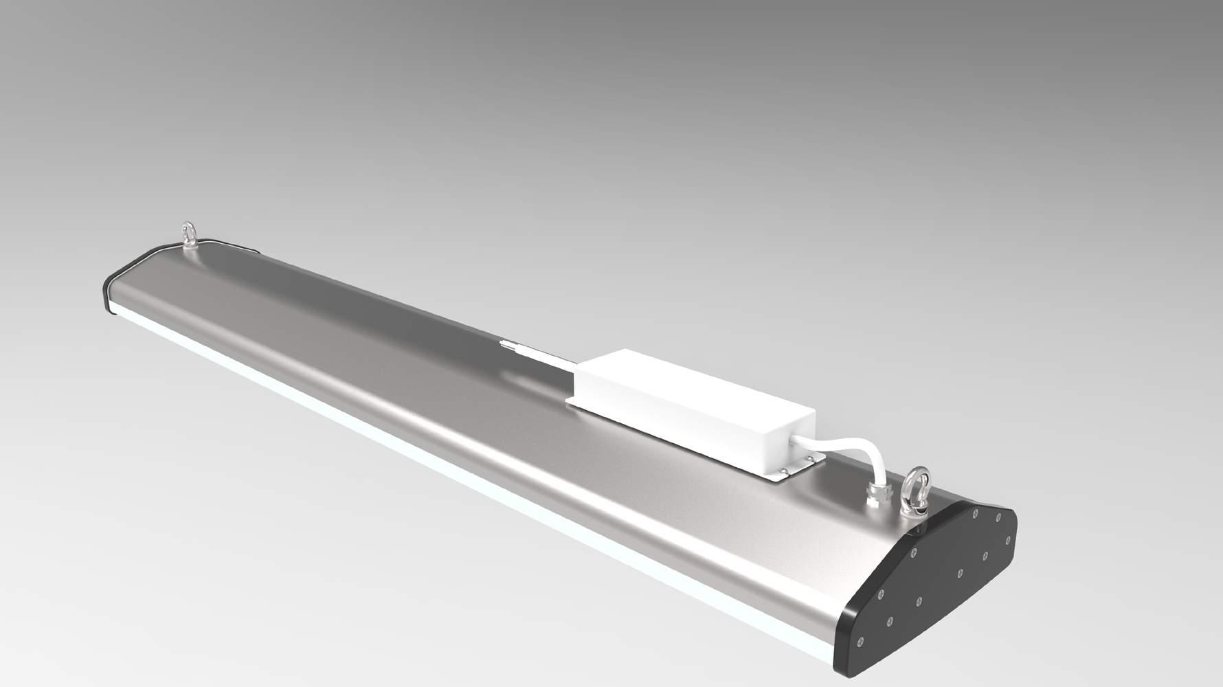 LED Tööstusvalgusti PROLUMEN G4  150W 19000lm  120° IP66