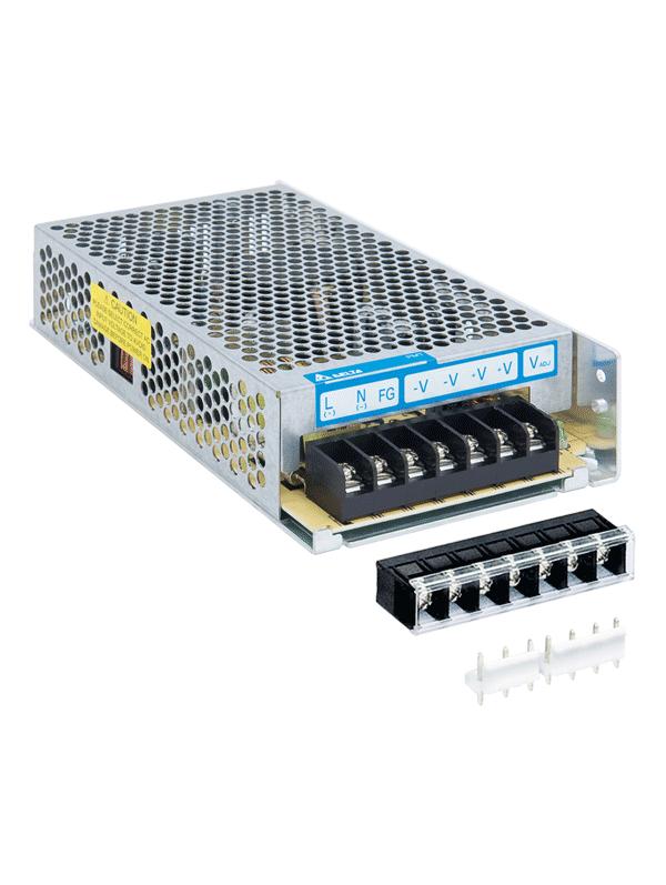 LED Toiteplokk DELTA ELECTRONICS 12V DC  PMT-12V150W1AA  150W  IP20