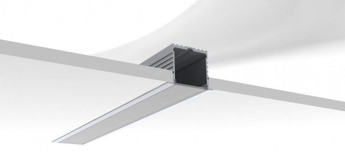 Alumiiniumprofiil Alumiiniumprofiil  ALU PowerLine RPL 35mm 2m