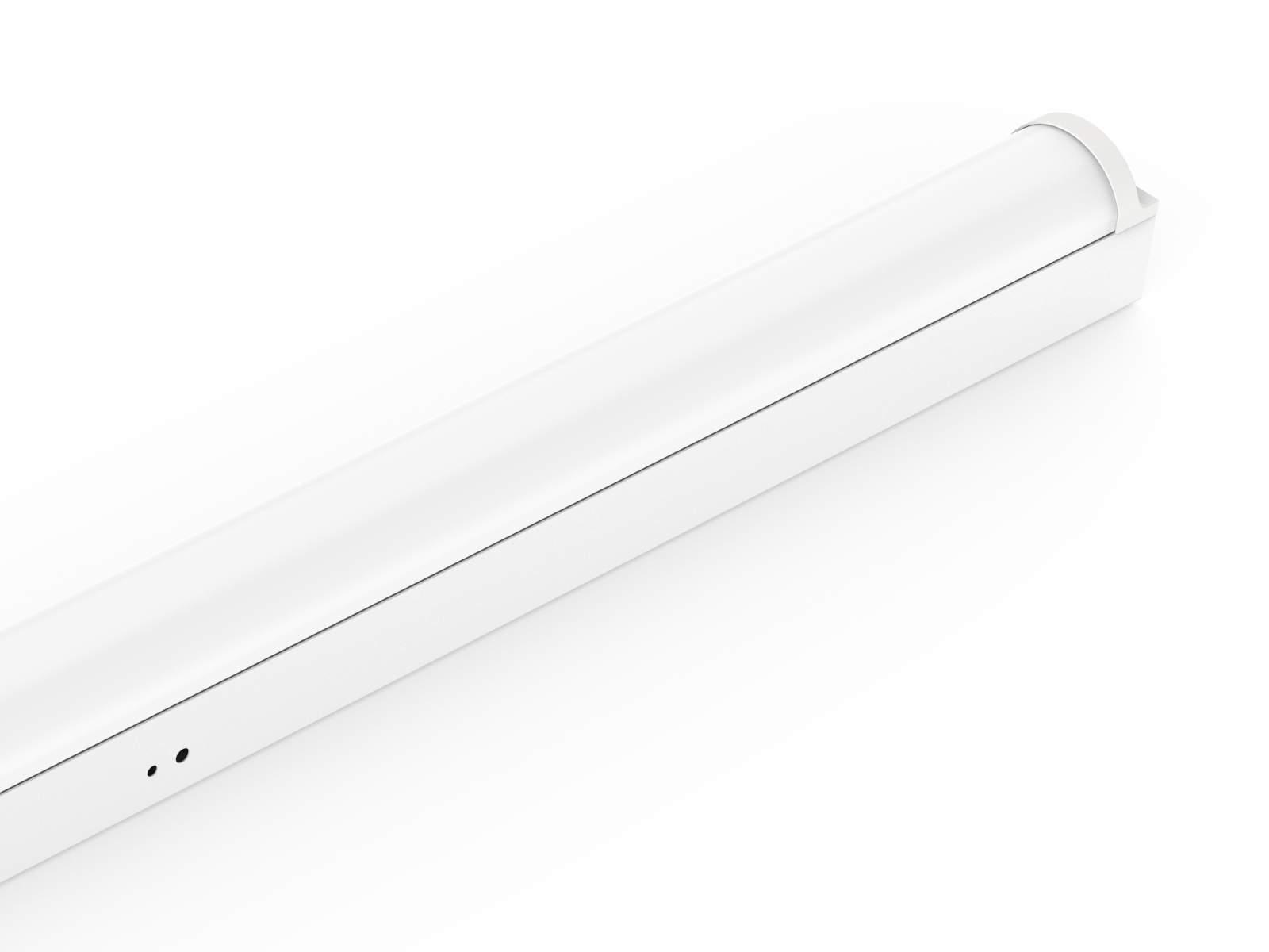 LED luminaire PROLUMEN DB09 1200 white  25W 2620lm  120° IP54 pure white 4000K