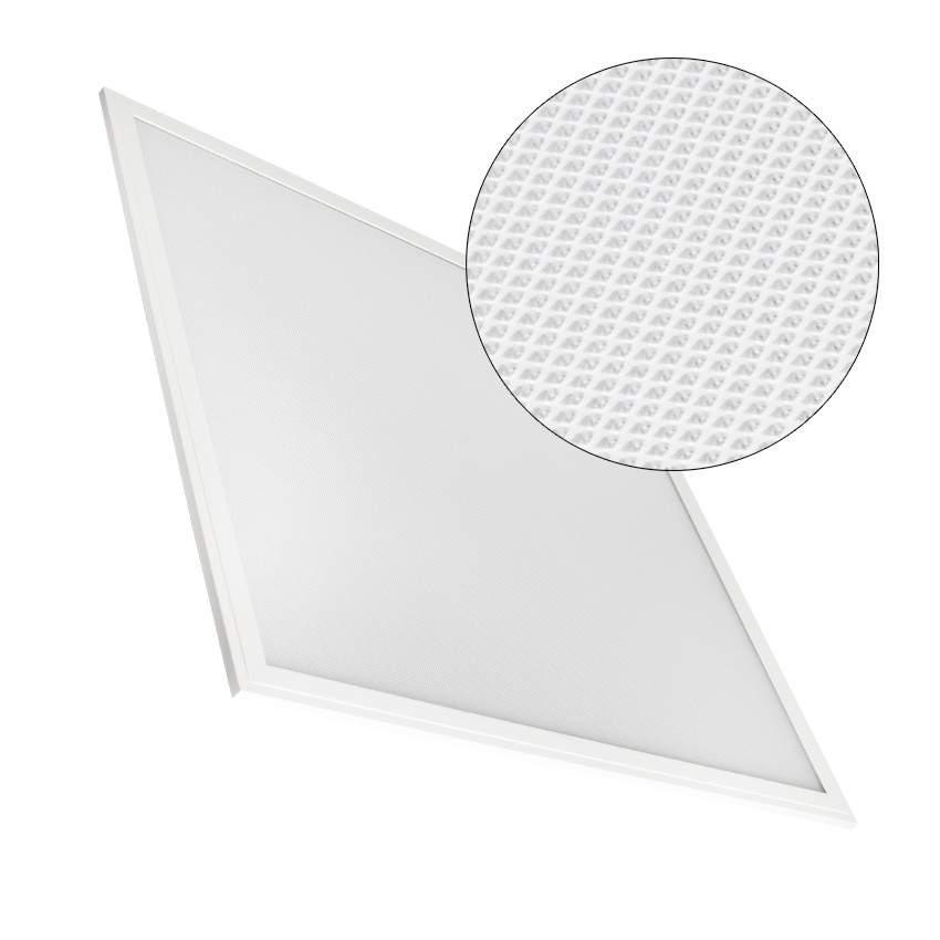 LED панель 600x600 UGR19 белый  40W 4800lm  120° IP40 дневной белый 4000K