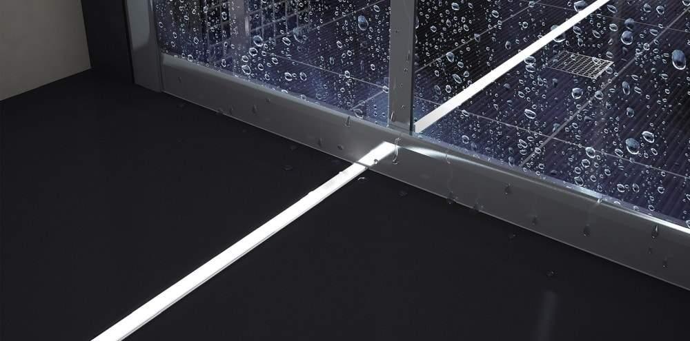Алюминиевый профиль LUMINES TERRA 2m