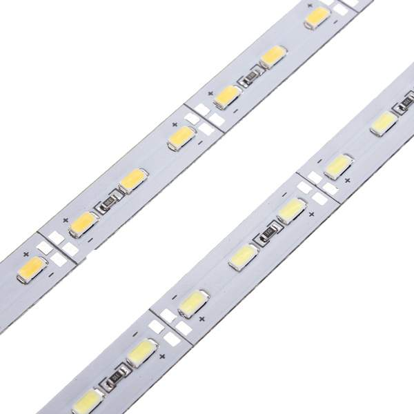 LED strip  5630 72LED 1m ALU 12V  17W  120° warm white 3000K