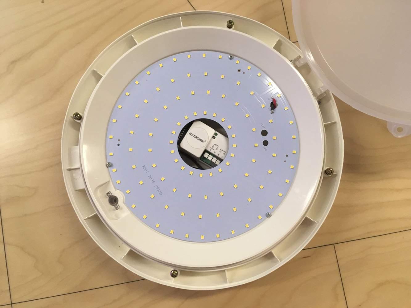 LED Plafoon  300 valge  15W 1200lm  IP66 päevavalge 4000K