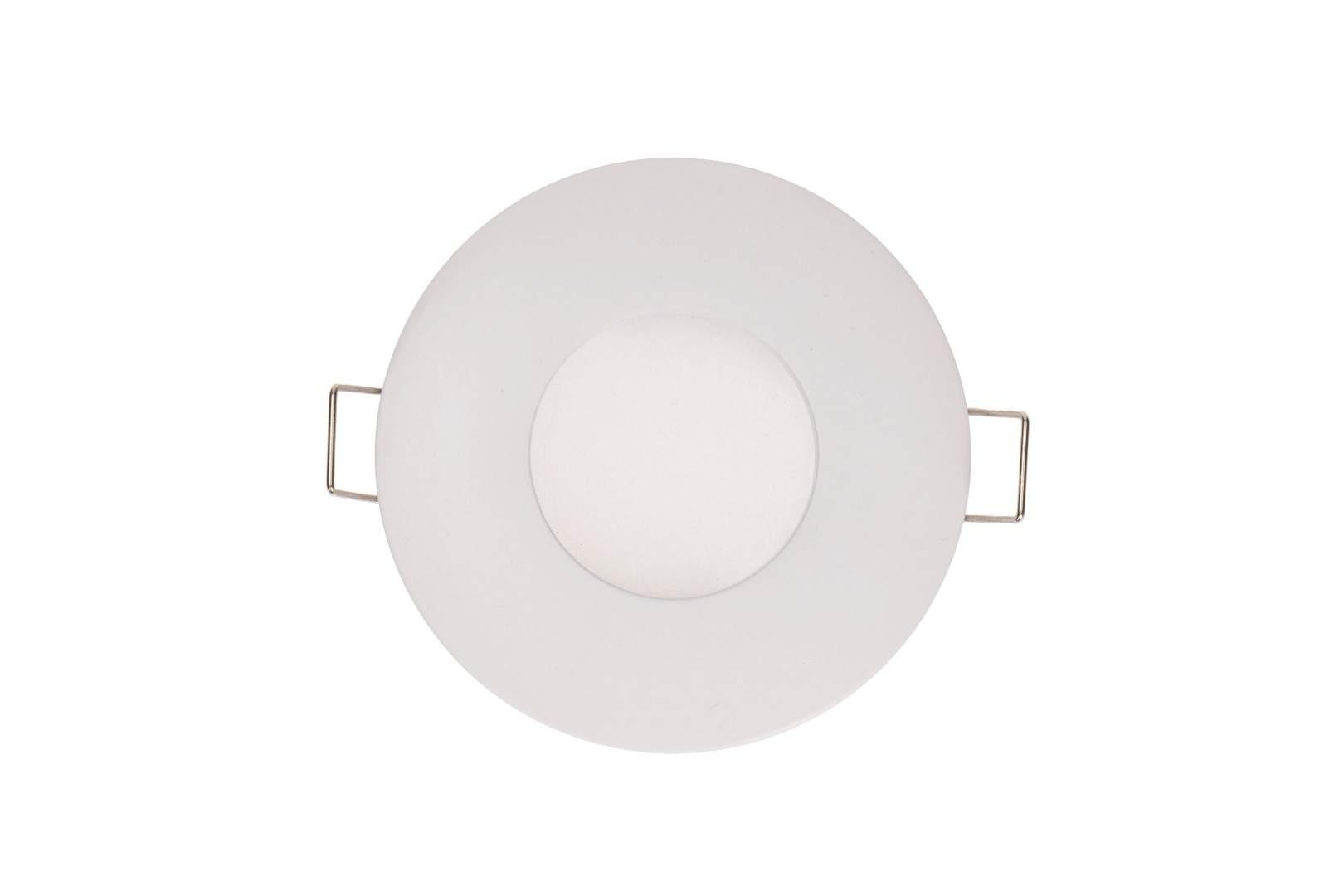 Luminaire frame Luminaire frame BCL-01 white round IP44