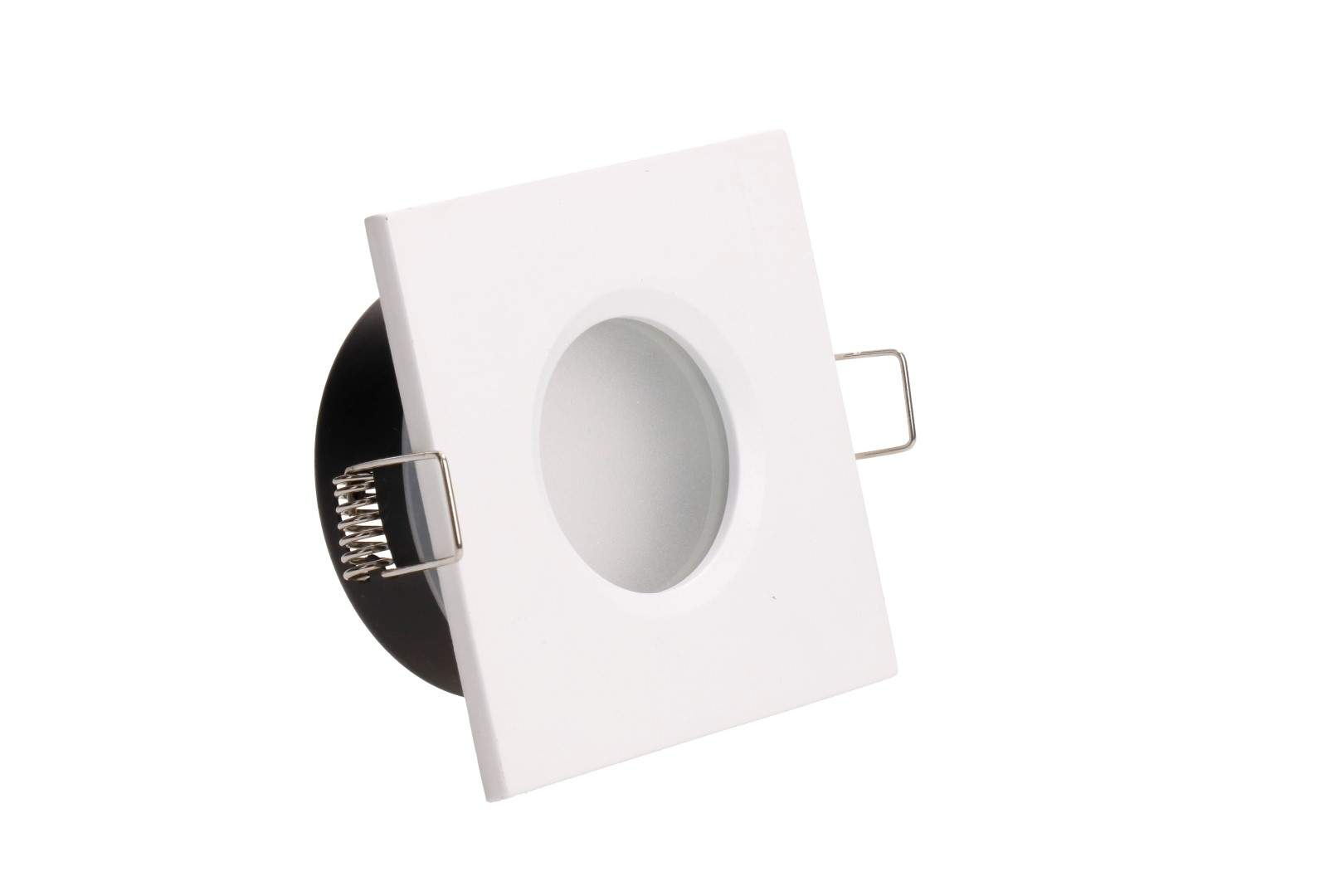 Рамка светильника BCL-03 белый квадрат IP44